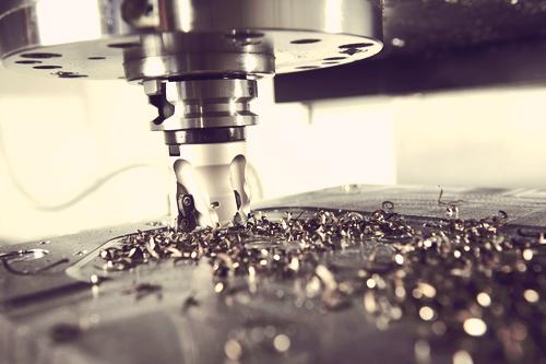 Eksempel på bearbejdning og overfladebehandling af en komponent eller produkt